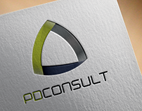 PD CONSULT - Identidade Visual