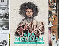 ARA MALIKIAN - El rockstar de la música clásica