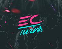 EC Twins DJ Branding