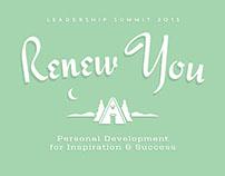 Renew You Leaership Summit