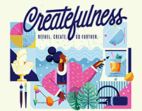 Adobe x Createfulness