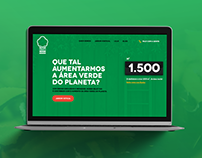 Landing Page - Conceito Verde