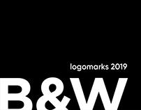 B&W logomarks 2019