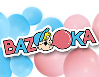 Re-branding Bazooka bubble gum