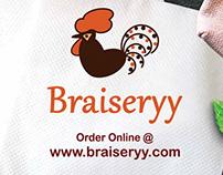 Braiseryy Chicken Posters