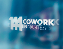 Le 144 Cowork in Nantes