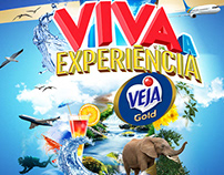 Live the Experience VEJA Gold