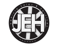 JEH Vehicle Sales - Website & Logo Design