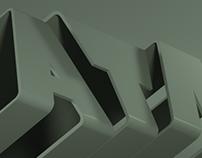 ATM • Typography