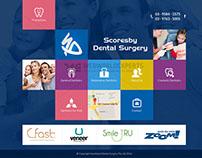 Team Dental Bayside - Custom Web Design