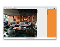 DePasquale+Maffini Web Design