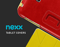 Tablet Covers for Nexx