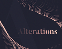 Alterations Poster