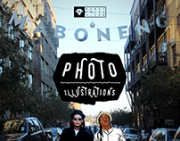 Maboneng Photo Illustrations