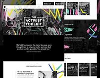 Lush | Activist Toolkit