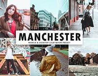 Free Manchester Mobile & Desktop Lightroom Preset