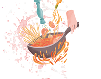 Cocina Semana