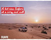Dubai Tourism Campaign