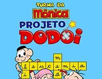 Projeto Dodói - Aplicativo Passatempos