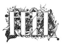 Feel / Hand lettering