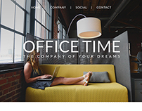 Office Time - Responsive Email + Builder Access