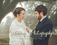 100 Wedding Photography Presets Vol.1