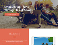 iThrive Games (design + coding)