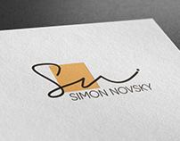 "Логотип ""Simon Novsky"""