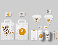 Crear - Branding & Packaging Design