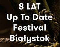 8 lat Up To Date Festival Białystok - Wystawa
