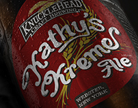 Knucklehead Craft Brewing: Label Design