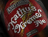 Knucklehead Craft Brewing: Label Design