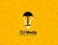 cu media corporate identity