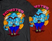 Monster 4 Life