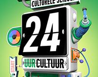 24 uur cultuur 2015 - The Culture Machine