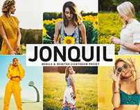 Free Jonquil Mobile & Desktop Lightroom Preset