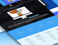 Personal Website - Design