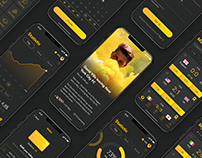 Golden Ball - Mobile App For Sports Betting