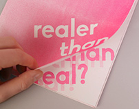 ISTD – Realer Than Real?