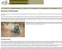 Motoring Art
