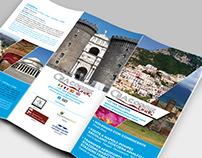 tourism brochure