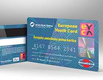 EYCA debit co-branded card