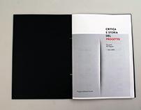 Design History // Editorial design