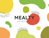 Mealty - Branding