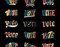 2020 Vote Series