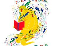 14º Feria del Libro Infantil y Juvenil.