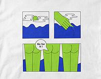 Go for it | T-shirt design