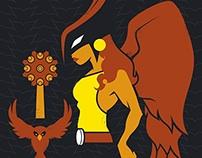 DC Superhero Profiles: Hawkgirl