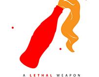 Una arma letal para los niños.