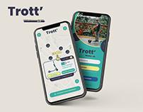 UI/UX Trott